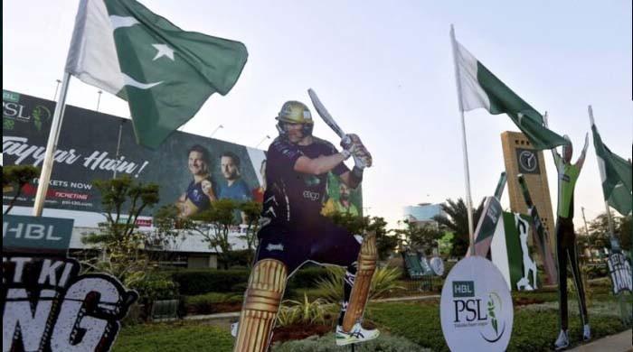 پی سی بی پاکستان سپر لیگ کے بقیہ میچز یو اے ای منتقل کرنے پر تیار