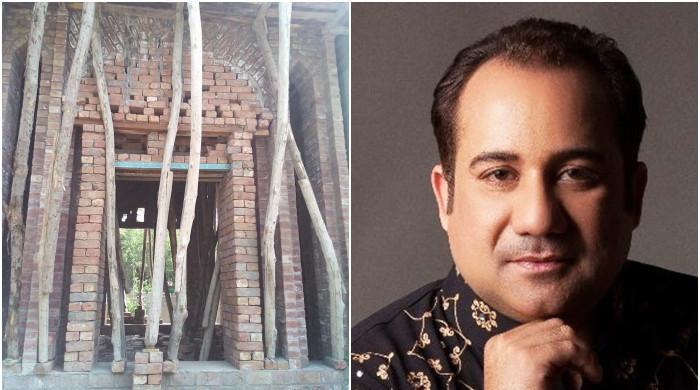 نصرت فتح علی خان کا مقبرہ خاندان والے  خود بنوا رہے ہیں، راحت فتح علی