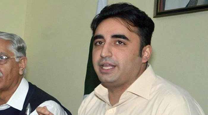 سندھ کا پانی روک کر پی ٹی آئی کراچی کو سزا دے رہی ہے، بلاول کا الزام
