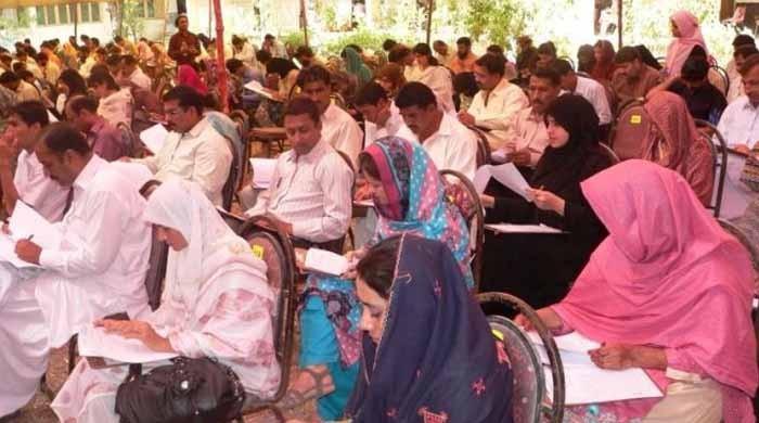 سندھ حکومت کا 37 ہزار اساتذہ بھرتی کرنے کا اعلان