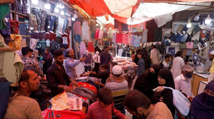 آل پاکستان انجمن تاجران کا چاند رات تک کاروبار کھولنے کا اعلان