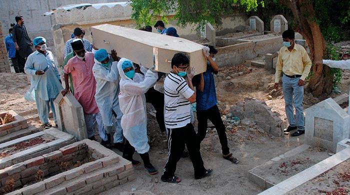 پاکستان میں کورونا سے مزید 120اموات، 4109 نئے کیسز بھی رپورٹ