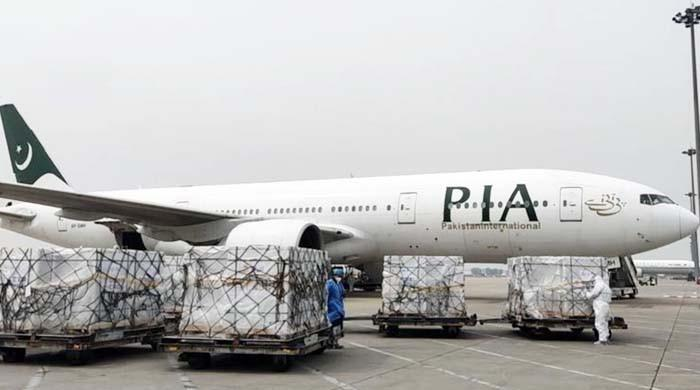 کورونا کی برطانوی ویکسین ایسٹرا زینیکا کی پہلی کھیپ پاکستان پہنچ گئی
