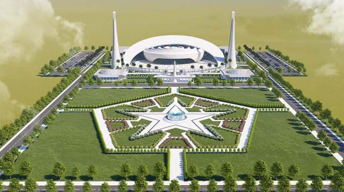 اسلام آباد میں سعودی فرماں روا شاہ سلمان کے نام سے عالیشان مسجد بنانے کا فیصلہ