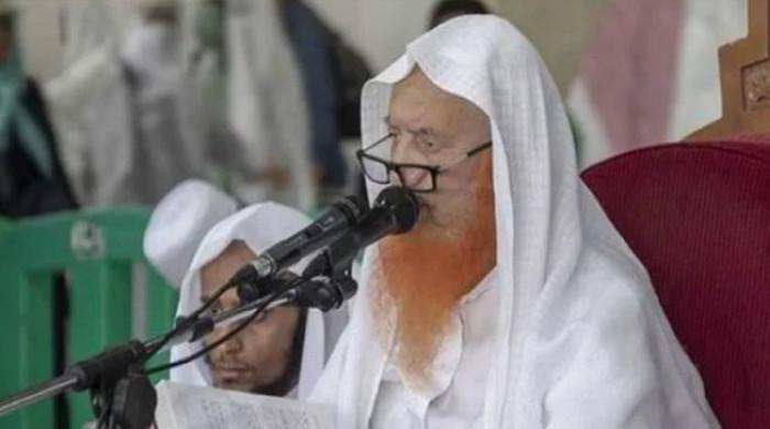 حرم مکی کے سینئر موذن شیخ عبدالرحمان انتقال کر گئے