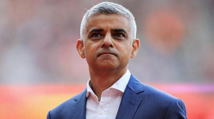 پاکستانی نژاد صادق خان ایک بار  پھر بھاری اکثریت سے لندن کے میئر منتخب