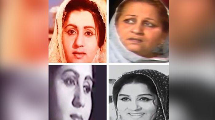 کئی  سپر ہٹ فلموں میں اداکاری کے جوہر دکھانے والی طلعت صدیقی انتقال کر گئیں