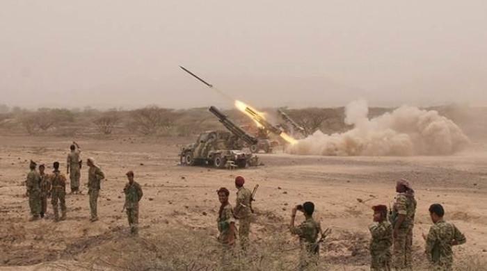 سعودی عرب پر کیا جانے والا ڈرون حملہ ناکام بنادیا گیا