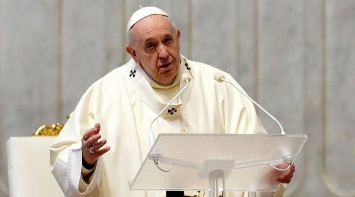 پوپ فرانسس کا مقبوضہ بیت المقدس میں تشدد روکنے کا مطالبہ