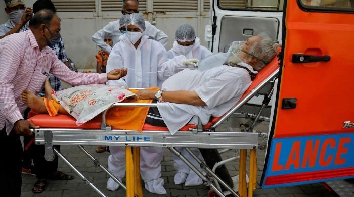 بھارت میں مسلسل پانچویں روزکوروناکے 4 لاکھ سے زیادہ نئے مریض سامنے آگئے