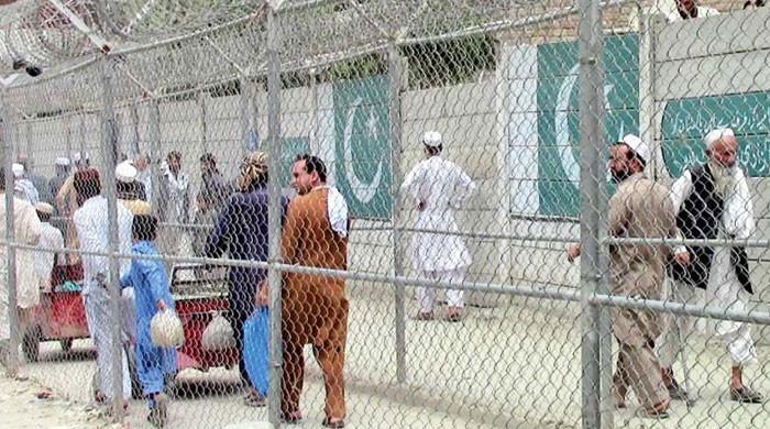 افغان شہریوں کے 20 مئی تک پاکستان میں داخلے پرپابندی عائد