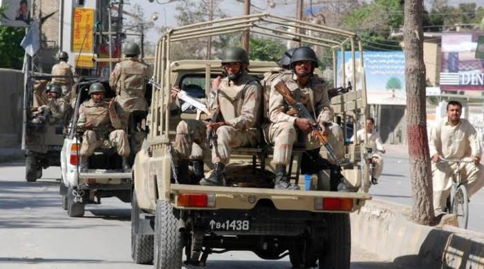 بلوچستان میں دہشتگردی کے دو مختلف واقعات، 3 ایف سی اہلکار شہید اور 5 زخمی