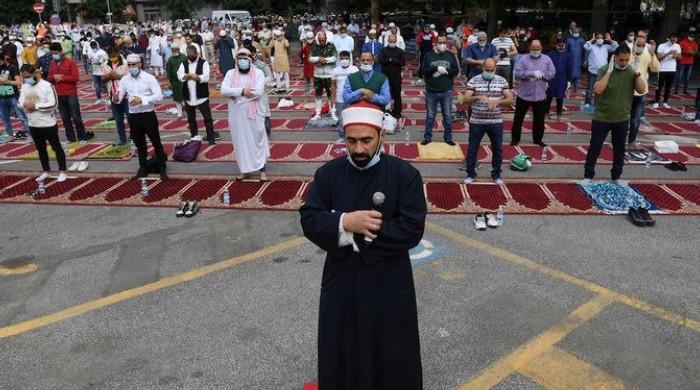 کورونا کے باعث مسلم اقلیتی ممالک میں نماز عید 3 باریوں میں ہوسکتی ہے،سعودی مفتی اعظم