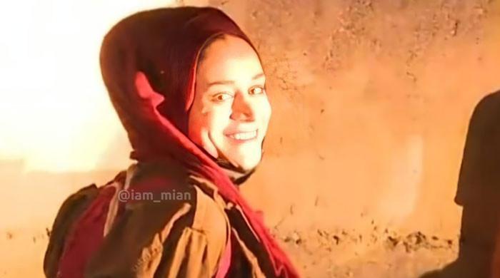 گرفتاری کے وقت مسکرانے والی فلسطینی لڑکی مریم کی ویڈیو وائرل
