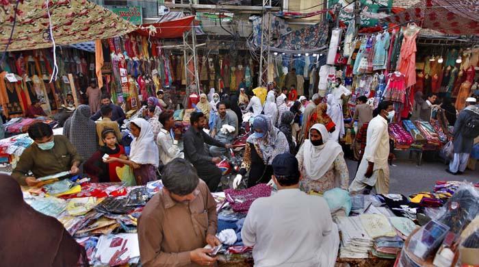 عید سے دو روز قبل افطار سے سحری تک کاروبار کی اجازت دی جائے: کراچی چیمبر