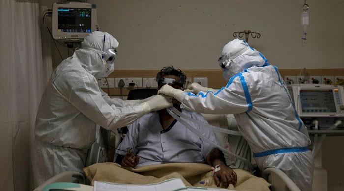 پاکستان میں کورونا مریضوں میں بلیک فنگس کا انکشاف، 4 جاں بحق