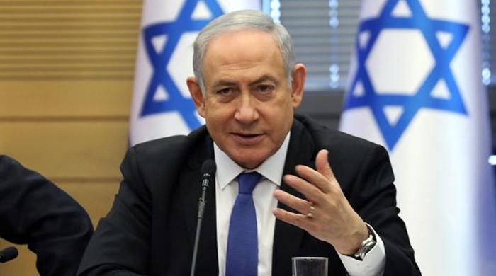 سیکڑوں فلسطینیوں کو شہید کر کے بھی اسرائیلی وزیراعظم کا کلیجہ ٹھنڈا نہ ہوا