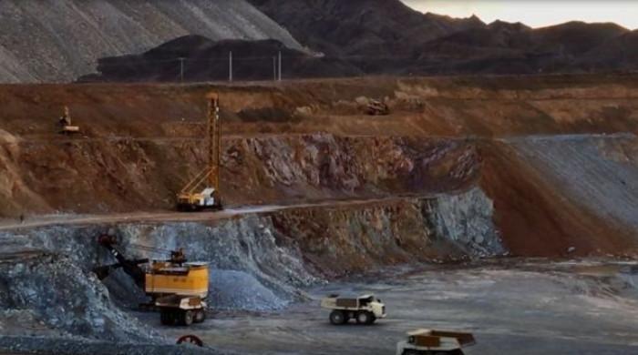 نجی کمپنی کی ریکوڈک میں معدنی ذخائرکی تلاش کیلیے اجازت کی درخواست