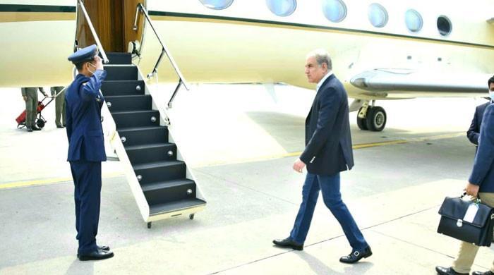 فلسطین کی صورتحال پر جنرل اسمبلی کا ہنگامی اجلاس، شاہ محمود امریکا جائیں گے