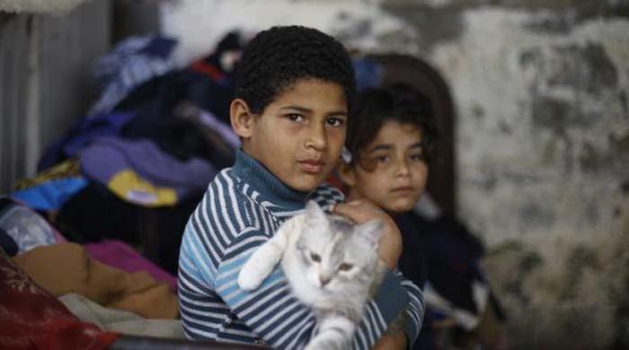 فلسطینی وزیر خارجہ کا بچوں سے متعلق اقوام متحدہ کے مندوب کو خط