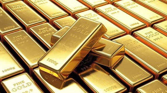 سونے کی قدر میں 800 روپےکا اضافہ ، اسٹاک مارکیٹ میں مثبت رجحان