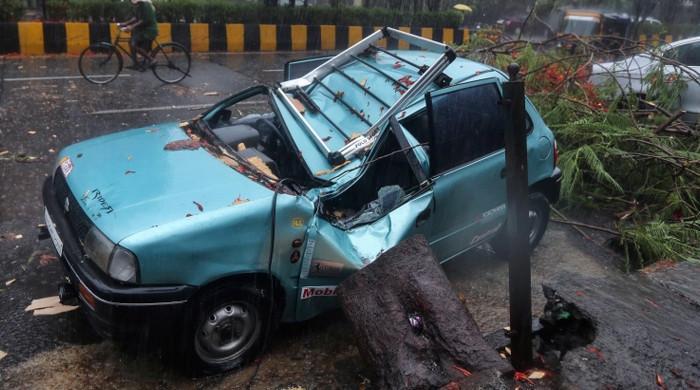 بھارت میں طوفان تاؤتےکی تباہ کاریاں جاری، ہلاکتوں کی تعداد 27 ہوگئی