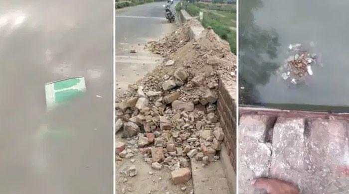 بھارت میں ایک اور 100 سالہ قدیم مسجد شہید کردی گئی