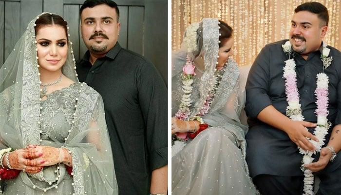 کیا غنا علی کے شوہر پہلے سے شادی شدہ ہیں؟