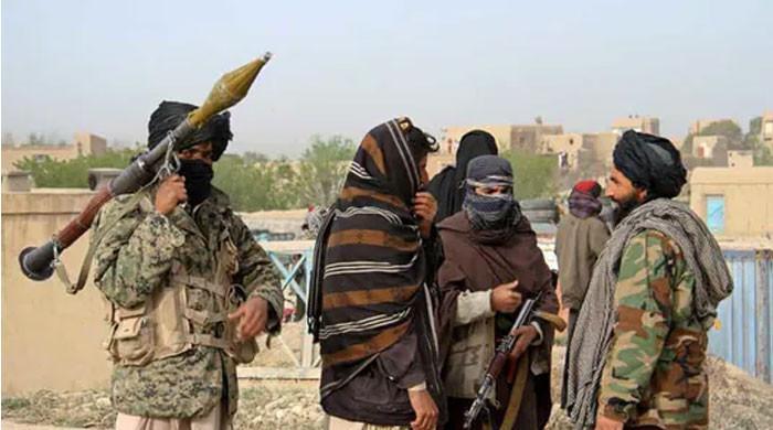 پاکستان، طالبان اور افغانستان