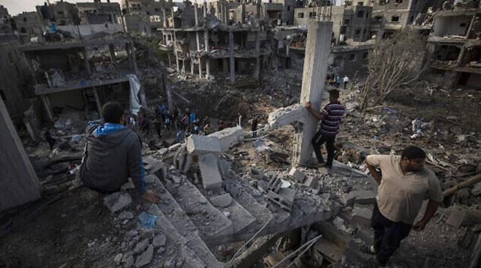 اسرائیلی جارحیت کو روکنا ہوگا