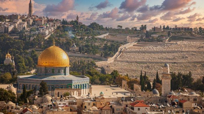 اقبالؒ کا فلسطین