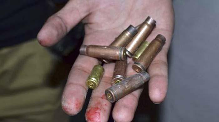 لاہور: رائیونڈ روڈ پر تبلیغی جماعت کی بس پر فائرنگ
