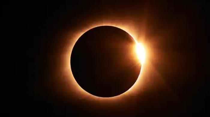 رواں سال کا پہلا سورج گرہن 10 جون کو ہوگا
