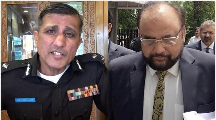 واجد ضیاء کا تبادلہ، ثنا اللہ عباسی کو ڈی جی ایف آئی اے تعینات کر دیا گیا
