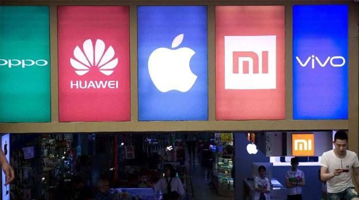 رواں برس کی پہلی سہ ماہی میں اسمارٹ فونز کی فروخت میں 26  فیصد اضافہ