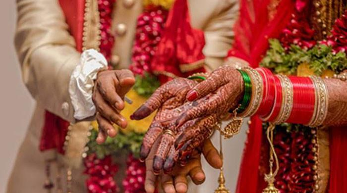 شادی کے وقت دلہن کا انتقال، دولہا نے سالی سے شادی کرلی