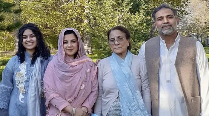 کینیڈا میں شہید پاکستانی خاندان کے چاروں افراد کی نمازجنازہ کل اداکی جائےگی