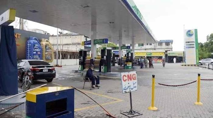 سندھ میں سی این جی اسٹیشنز اچانک پیر تک بند کرنے کا اعلان