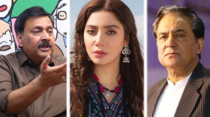 فردوس جمال کے بیان پر وسیم عباس نے ماہرہ خان کی حمایت کردی