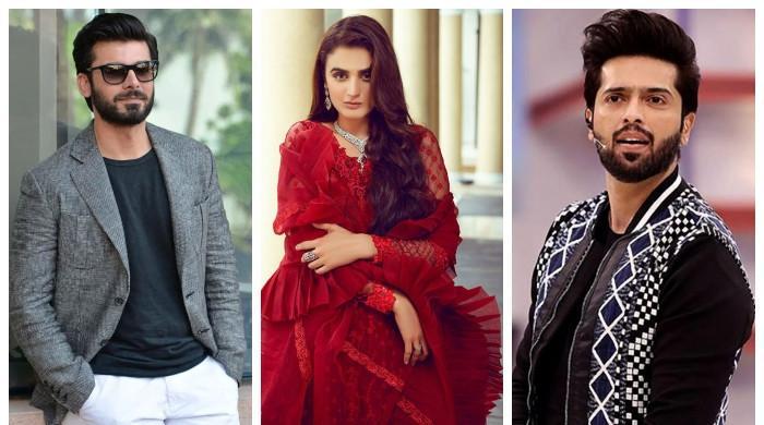 فواد خان، فہد مصطفیٰ سے زیادہ ہینڈسم ہیں، حرا مانی