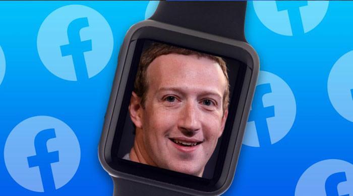فیس بک کی 'اسمارٹ واچ'  تیاری کے مراحل میں