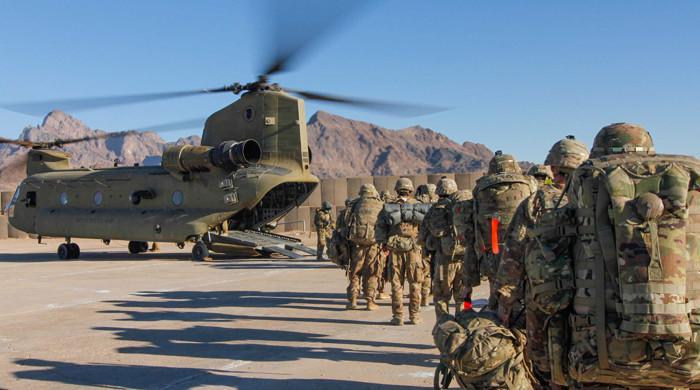 نیٹو نے افغانستان سے فوجی مشن کے خاتمےکا اعلان کردیا