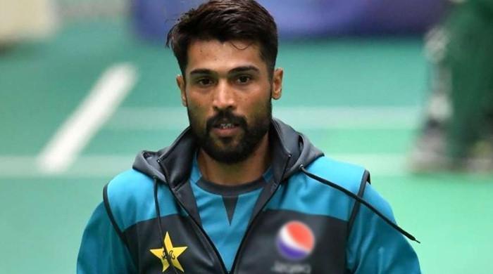 محمد عامر نے قومی ٹیم میں واپسی کی خواہش ظاہرکردی