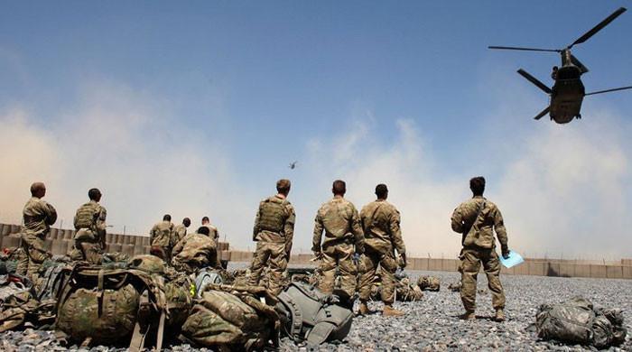 نیٹو نے انخلا کے بعد افغان فوجیوں کی ٹریننگ کیلئے قطر سے فوجی اڈہ مانگ لیا