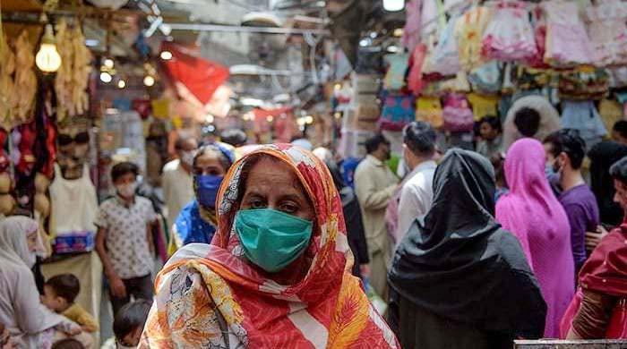 پاکستان: کورونا سے 46 اموات، فعال کیسز کی تعداد 40 ہزار سے کم ہوگئی