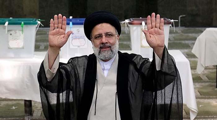 ایران کے صدارتی انتخابات میں ابراہیم رئیسی نے کامیابی حاصل کرلی