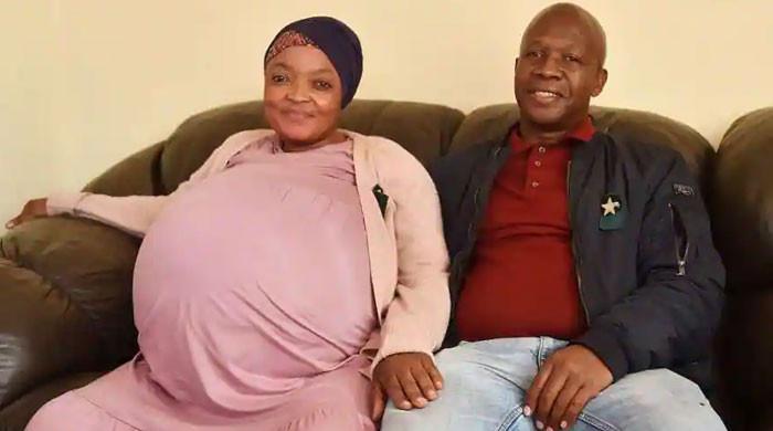 جنوبی افریقی خاتون کے ہاں 10 بچوں کی پیدائش کا دعویٰ جھوٹ نکلا