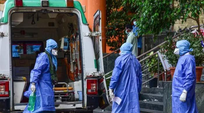 پاکستان: کورونا سے اموات کی تعداد 22 ہزار  سے تجاوز کرگئی
