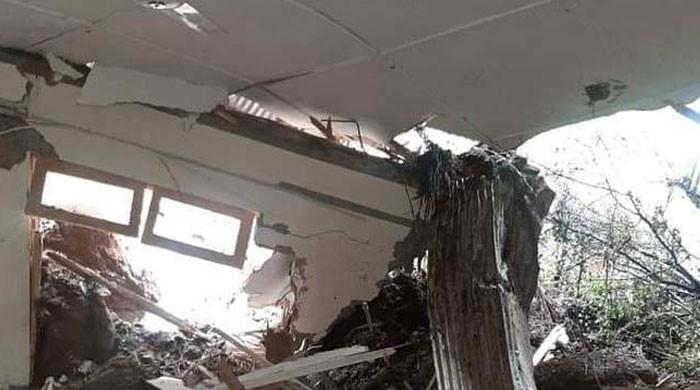 خیبر: مکان کی چھت گرنے سے ماں اور دو بچے جاں بحق