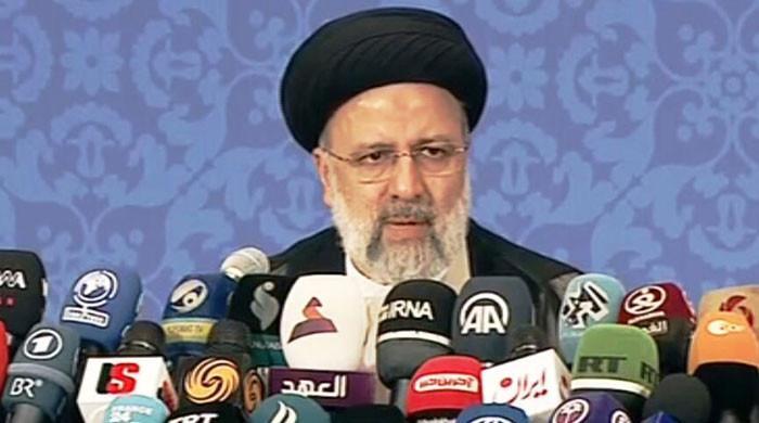 بیلسٹک میزائل پروگرام پر مذاکرات نہیں ہوسکتے، نومنتخب ایرانی صدر کا اعلان